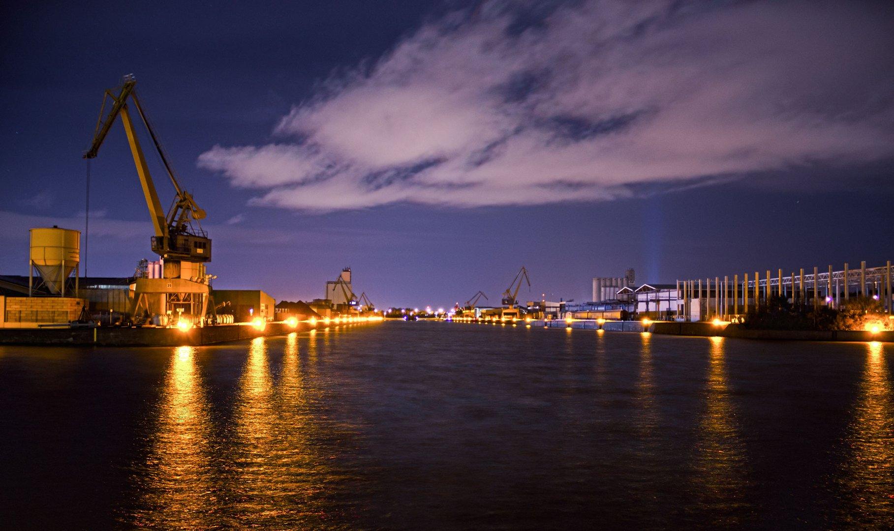 HDR Hafen Eibach