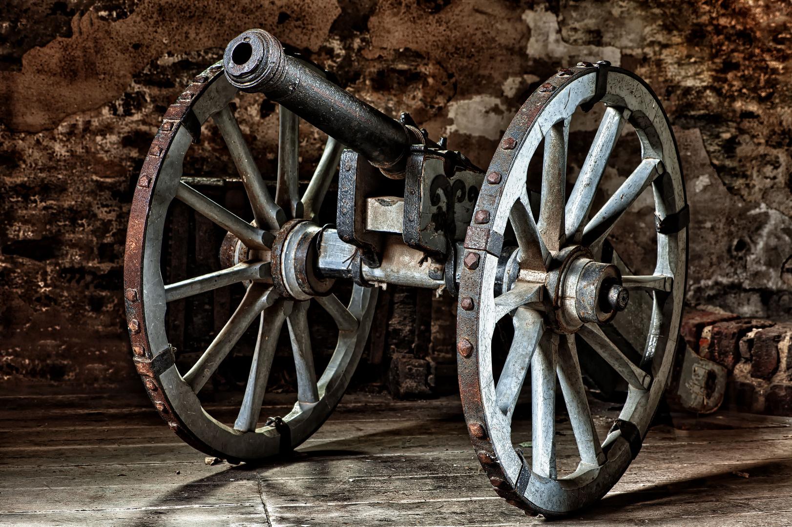 HDR Kanone