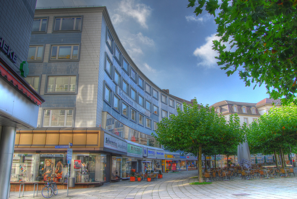 HDR Königsplatz Leder Schuhmann
