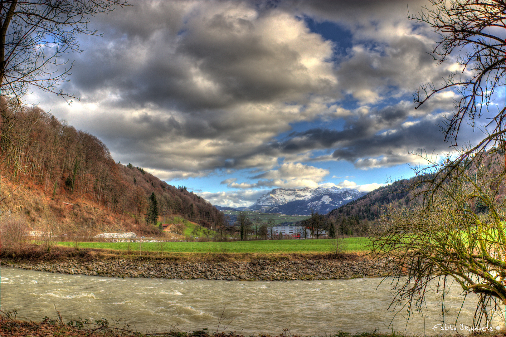 HDR Landschaft