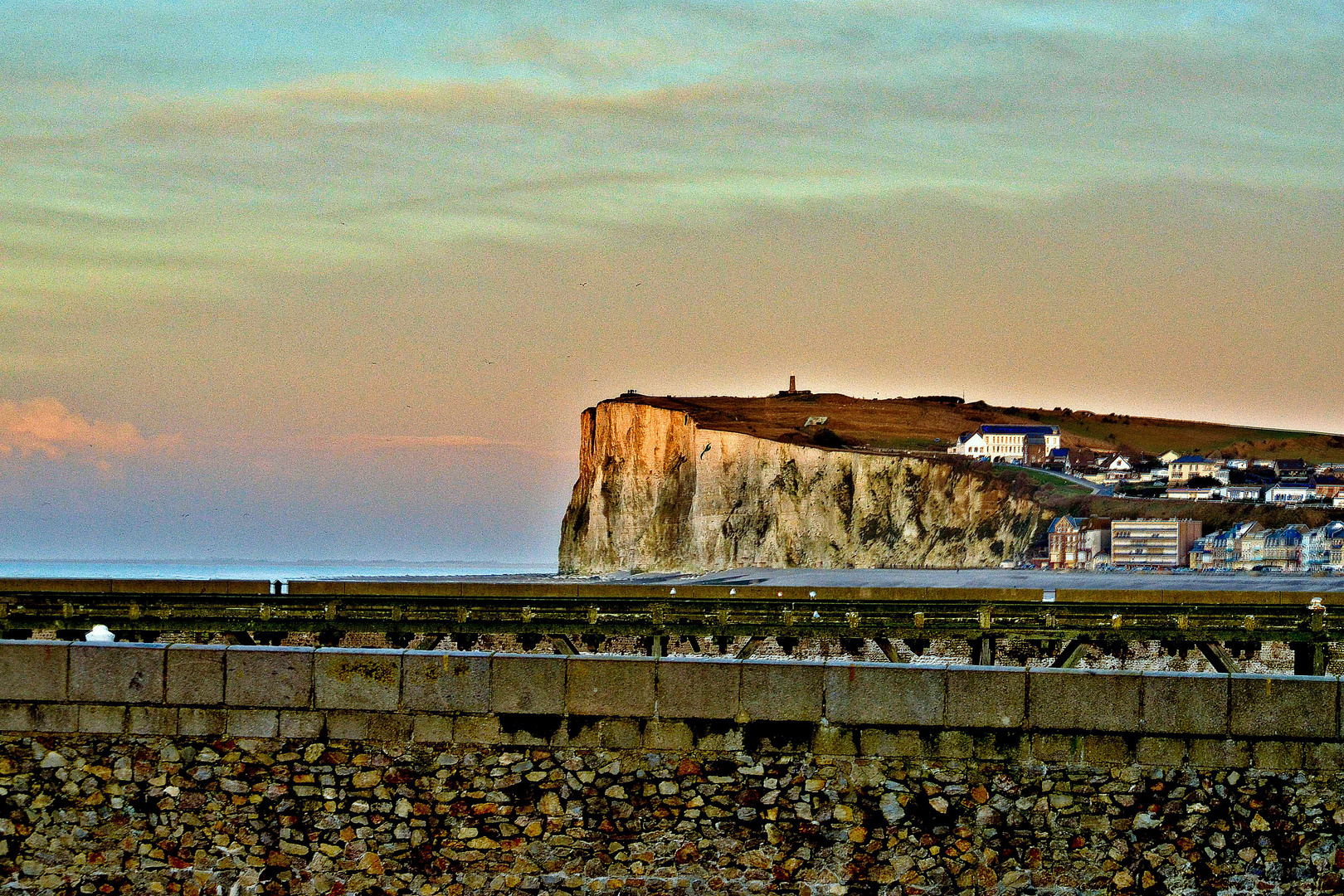 HDR Le Treport