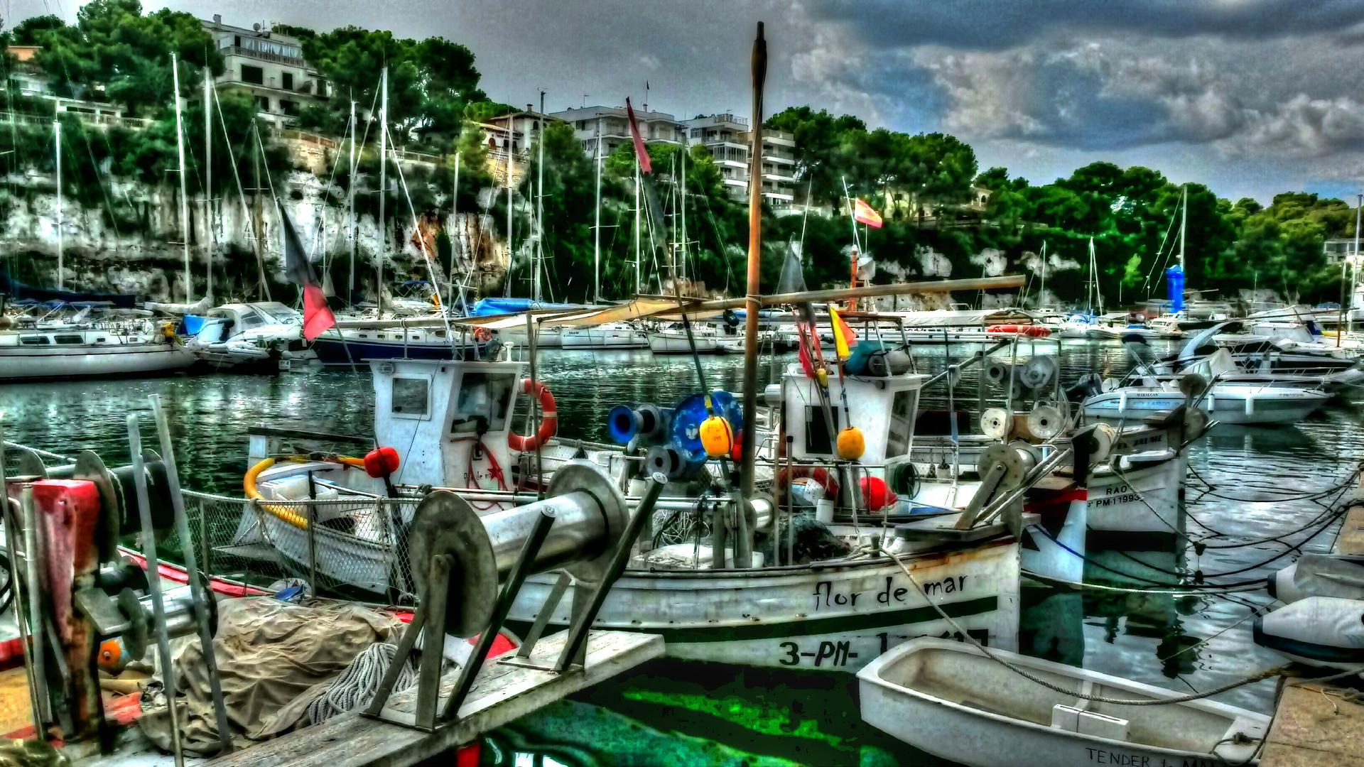 HDR Mallorca 2014-Porto Cristo2