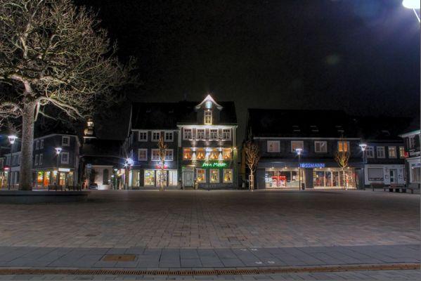 HDR - Marktplatz Radevormwald