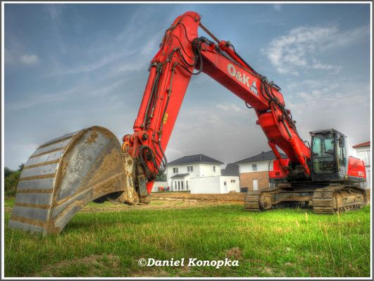 HDR mit Nikon P 7100 - O&K RH 12.5