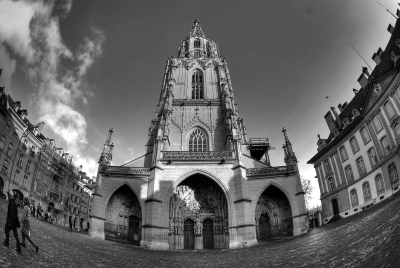 HDR Münster Bern