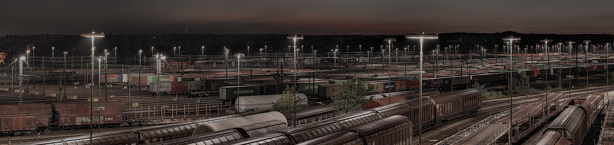 HDR Panorama Versuch