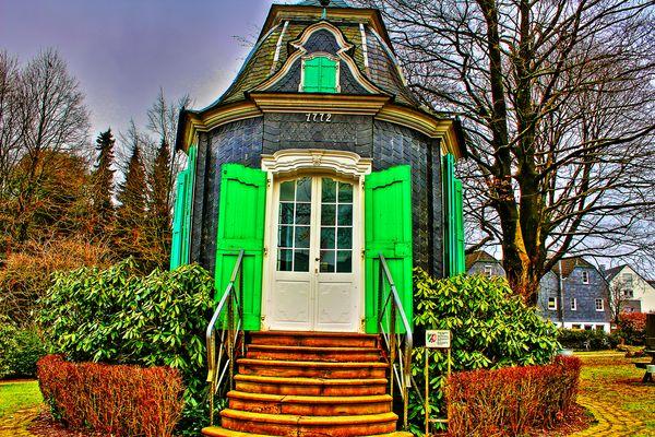 HDR- Park Radevormwald