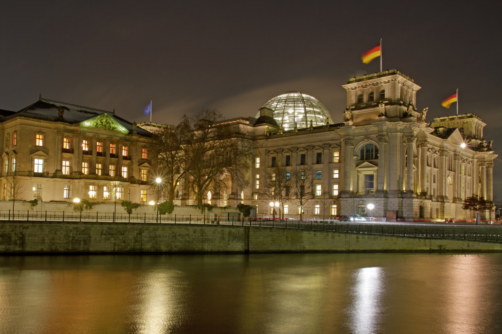HDR Reichstag