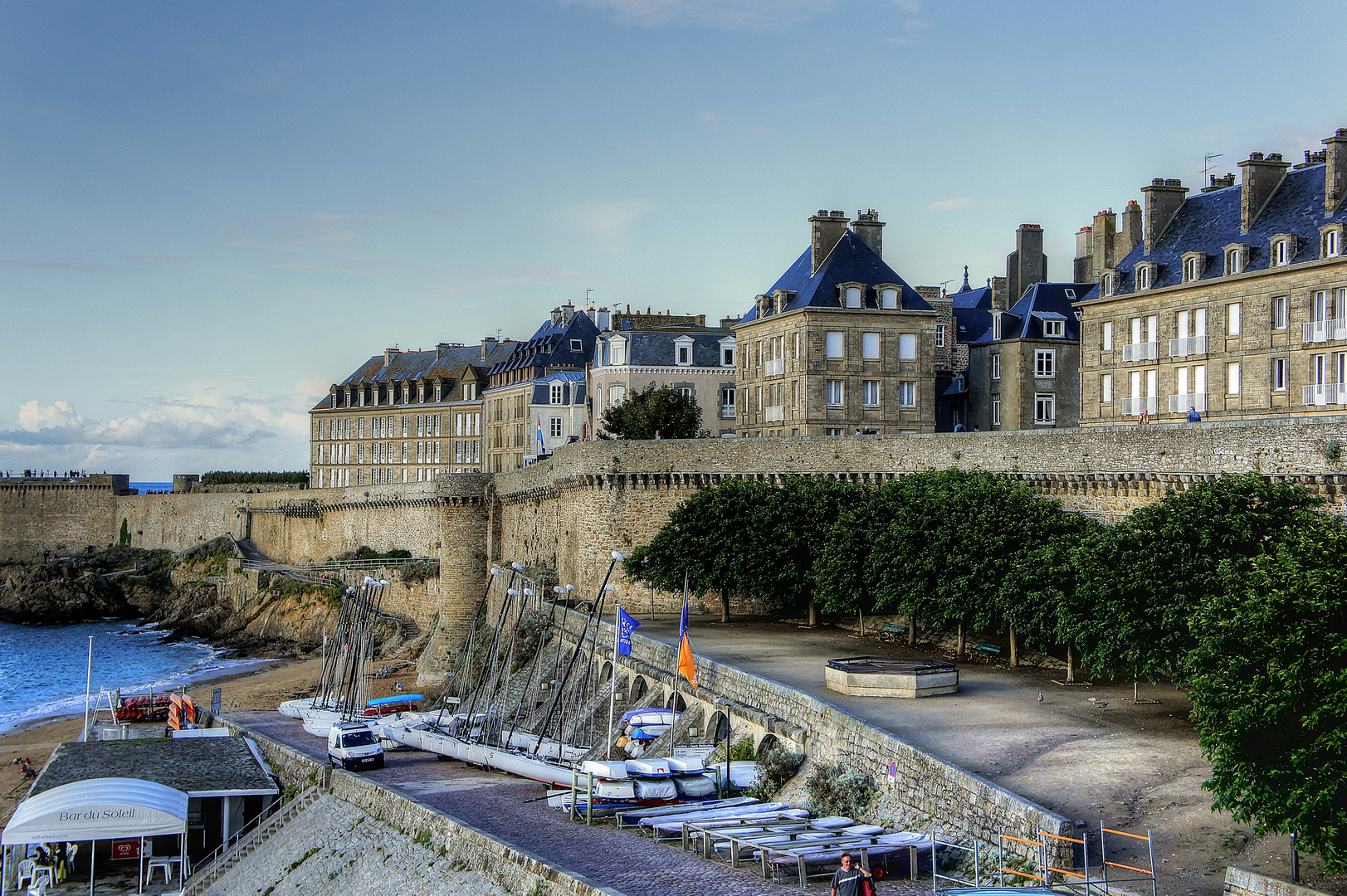HDR St-Malo