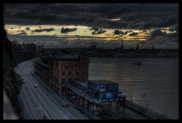 HDR Stockholm