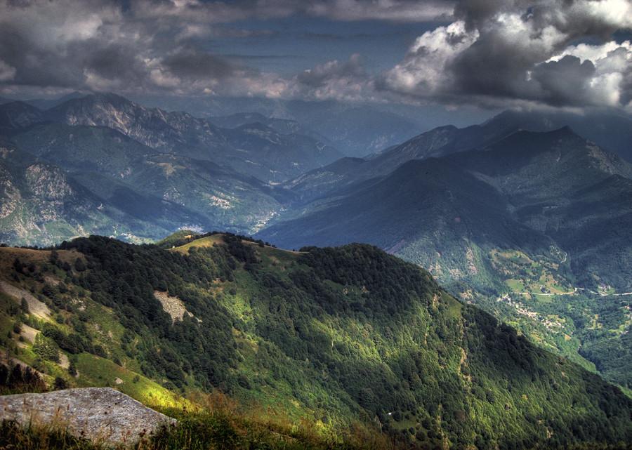 HDR Val Grande - Das letzte Paradies