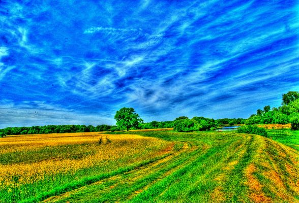 HDR - Versuch