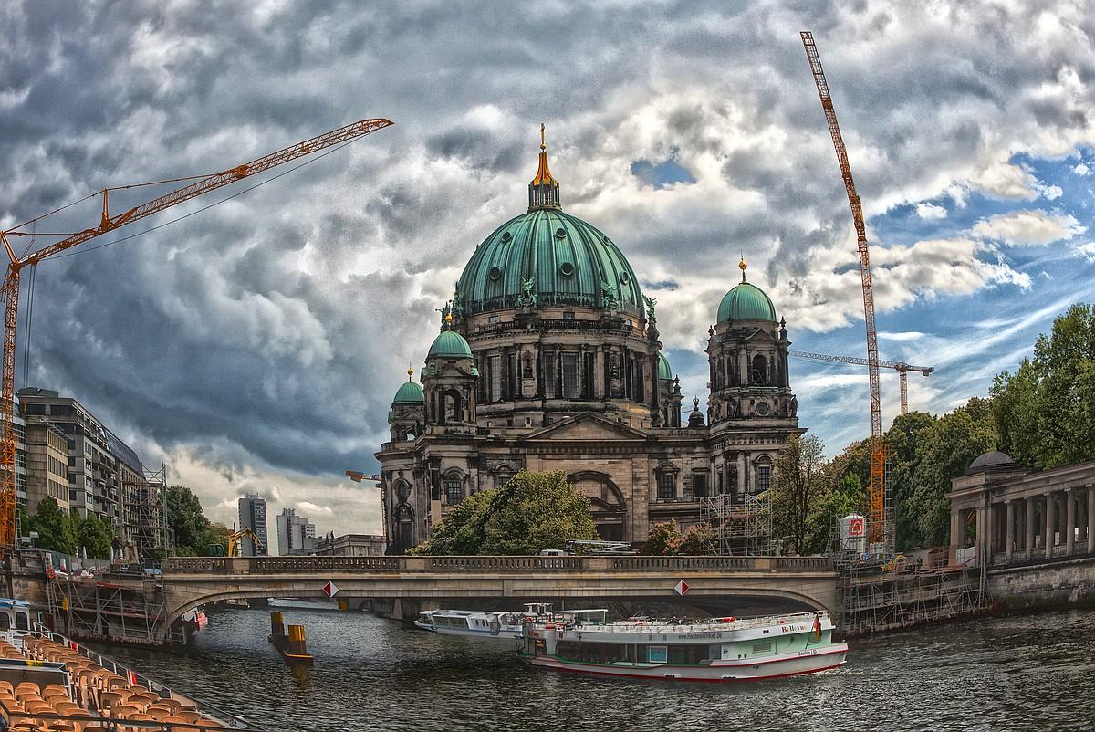 HDR vom Berliner Dom