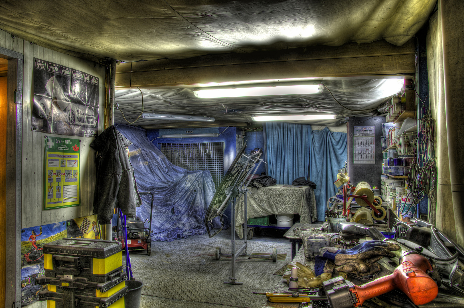 HDR Werkstatt 2