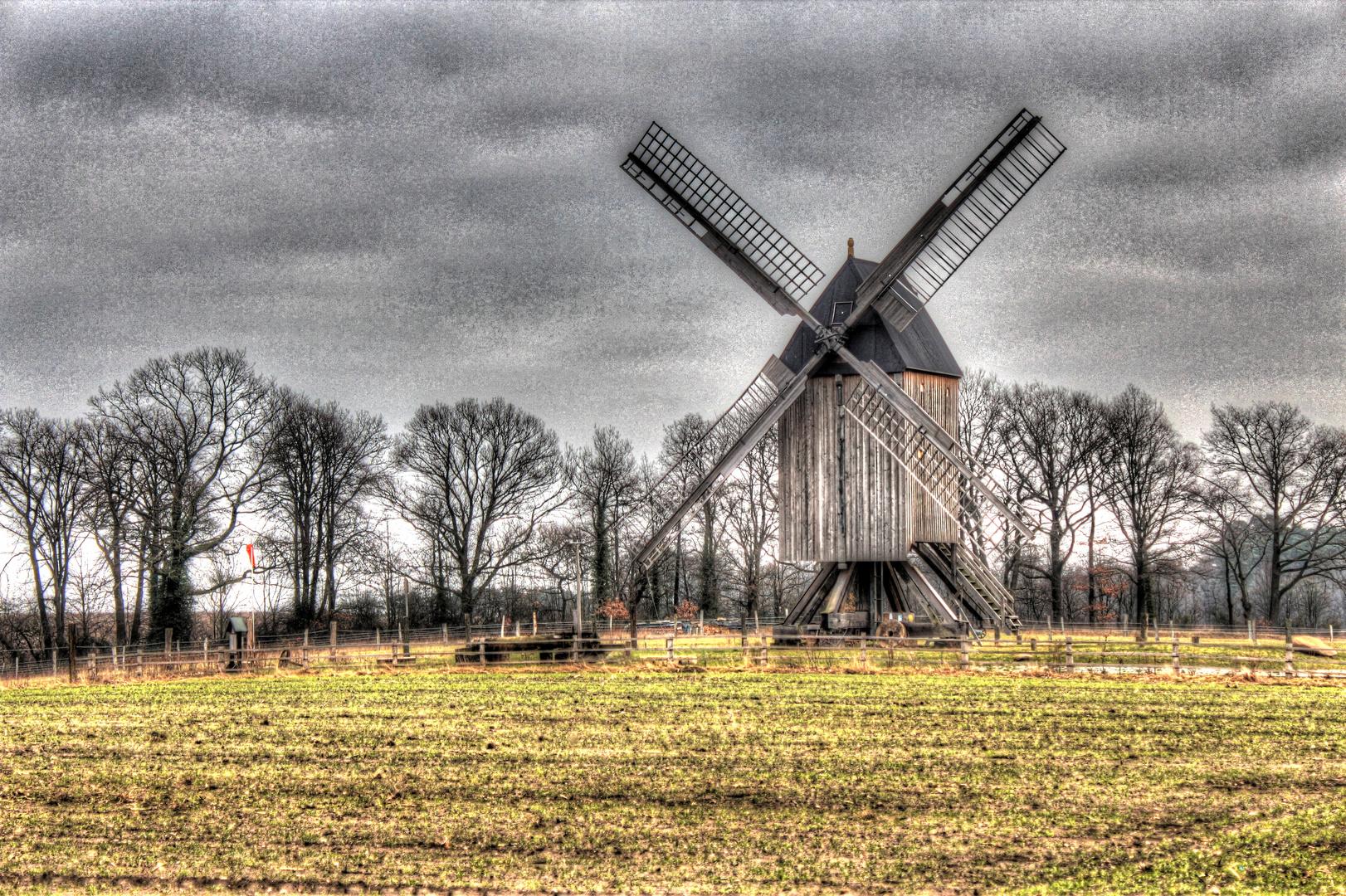 HDR Windmill 2