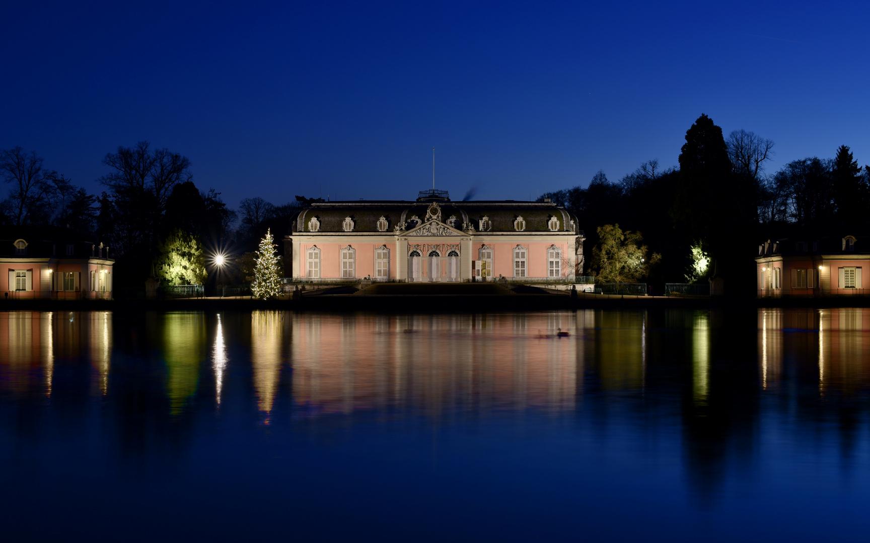 HDR_Schloss_Benrath