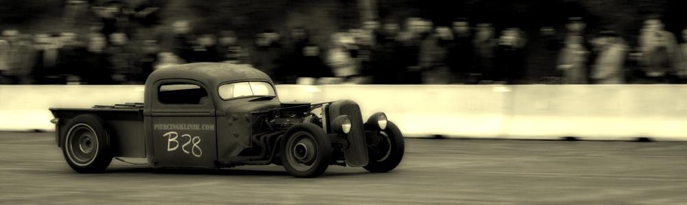 Headbanging 2009 - Hot Rod on Race
