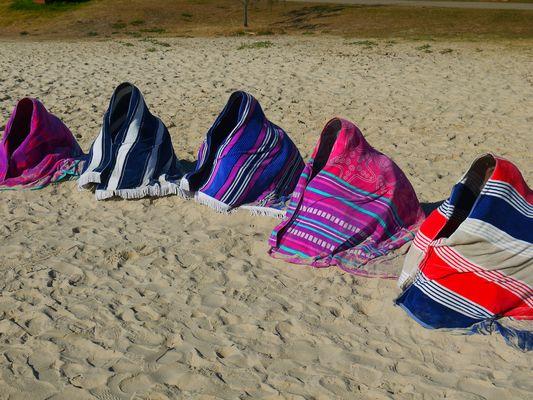 Headless on the Beach