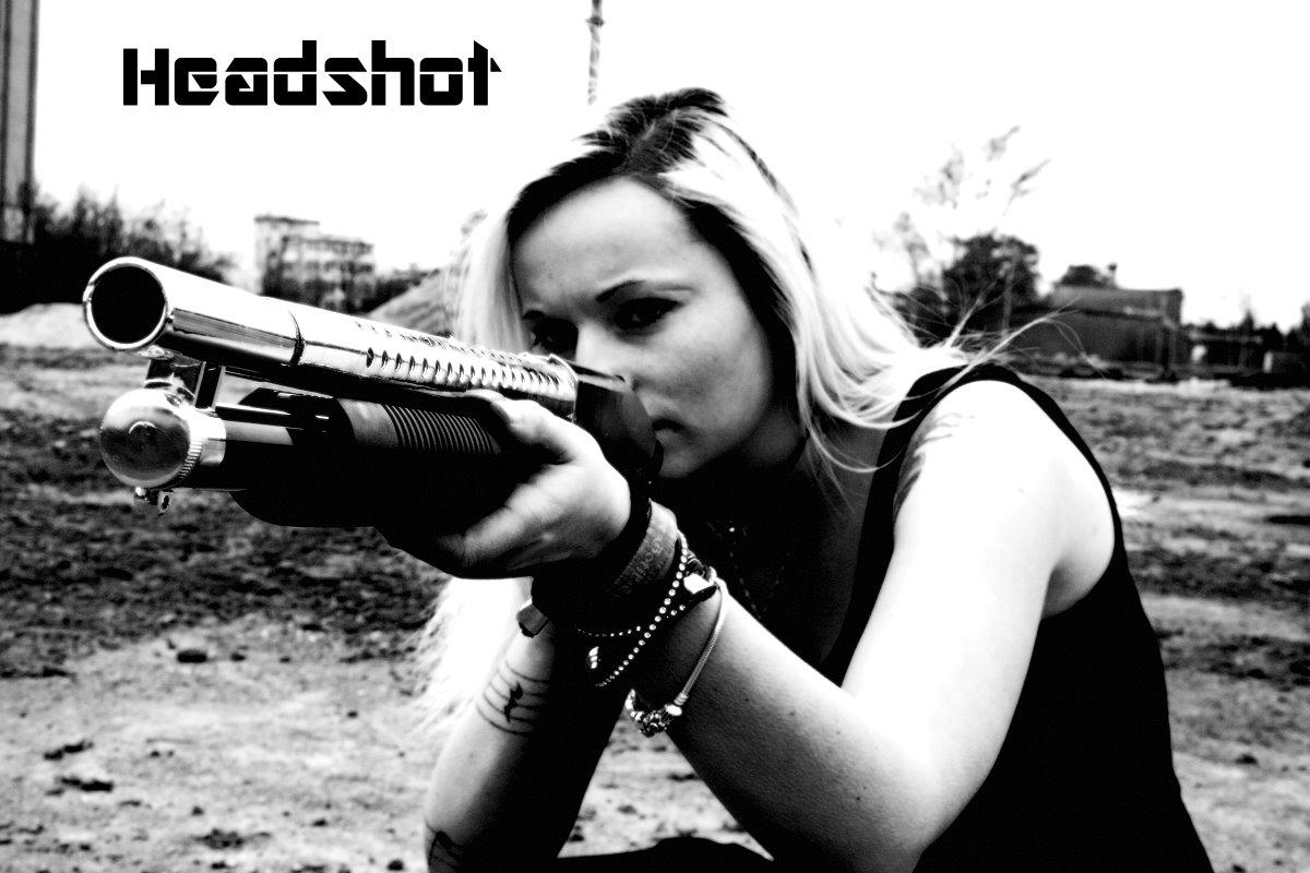 Headshot Baby