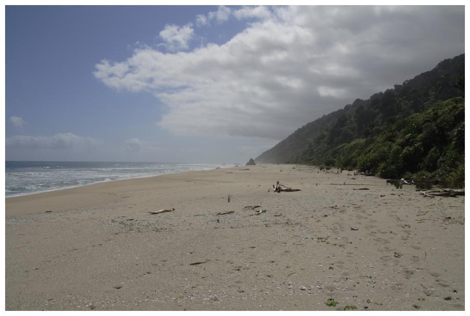 Heaphy Track (Beach)