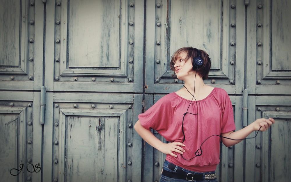 hear the music.