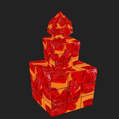 heart-cube