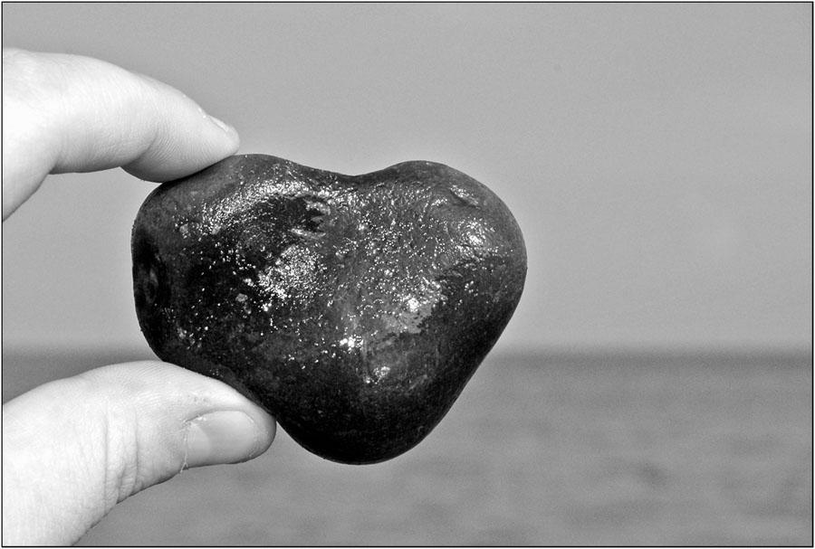 - Heart of stone -