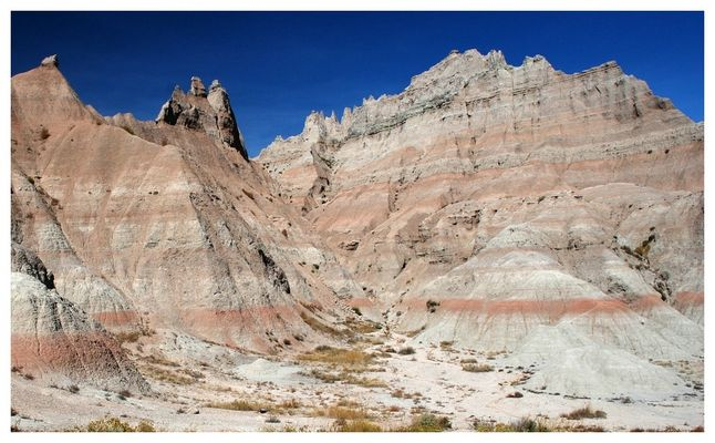 Heart of the Badlands