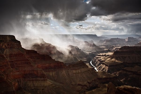 Heart of the Canyon - Grand Canyon, Arizona
