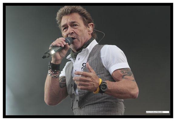 Heart-Rocker mit 63 Jahren