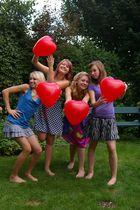 Hearts for Love, Peace & Harmony