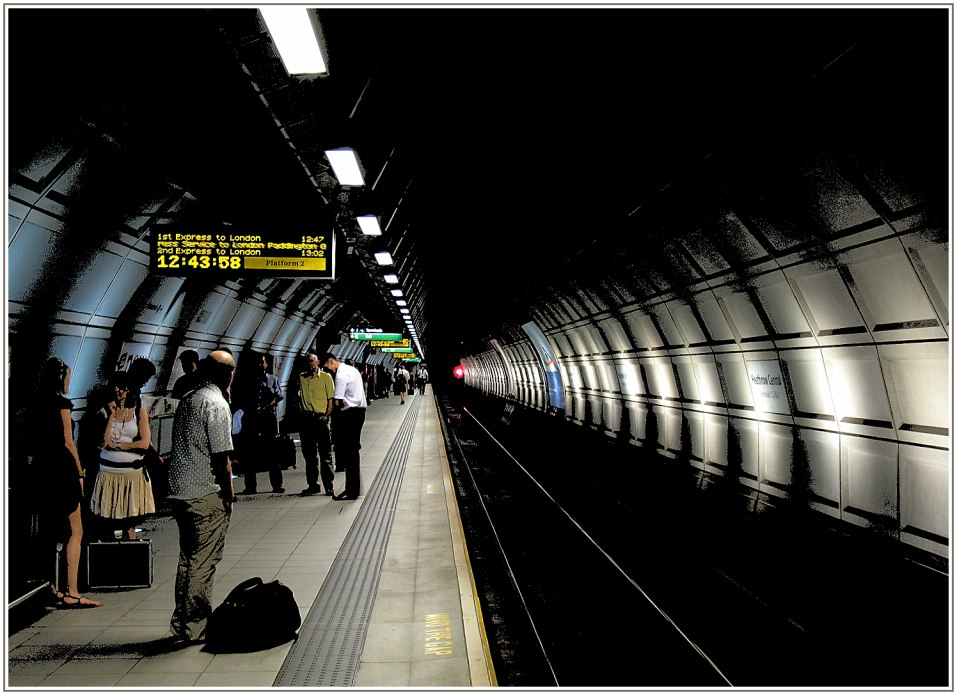 Heathrow Express Station