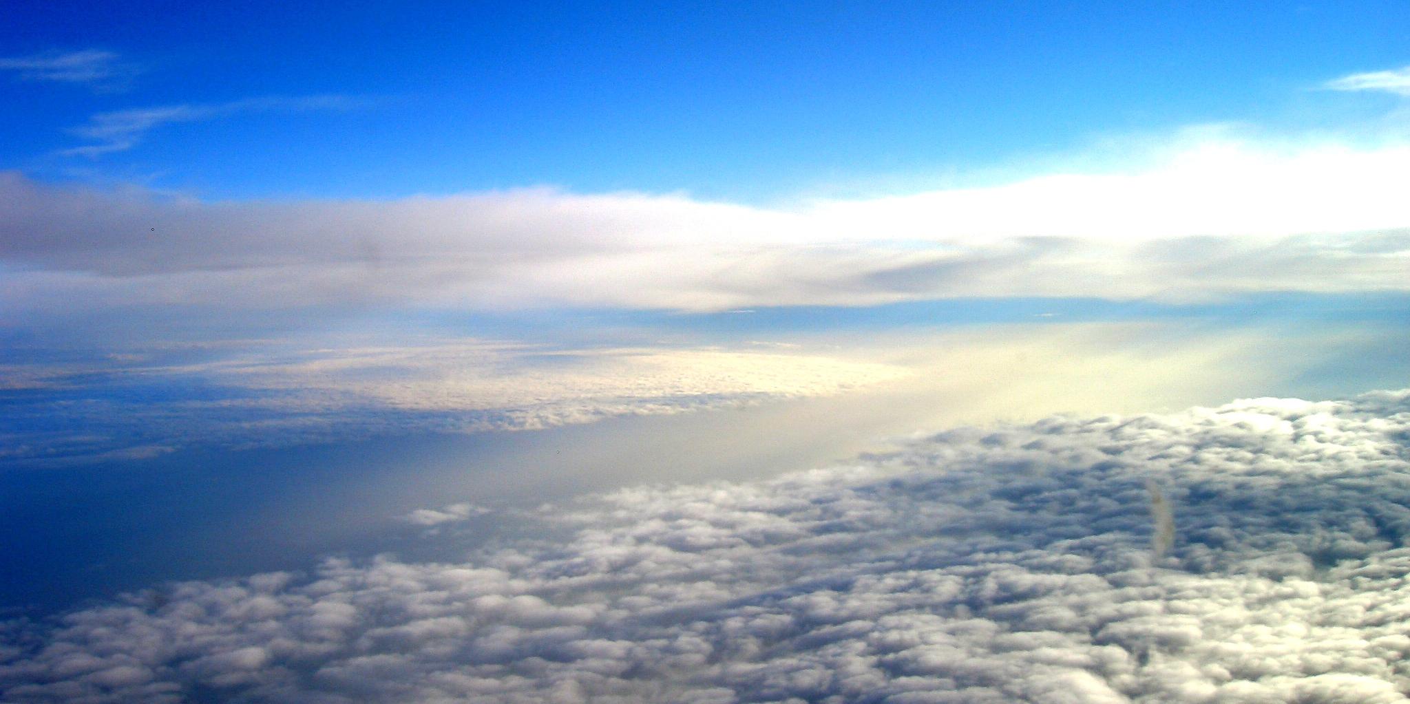 Heaven above London