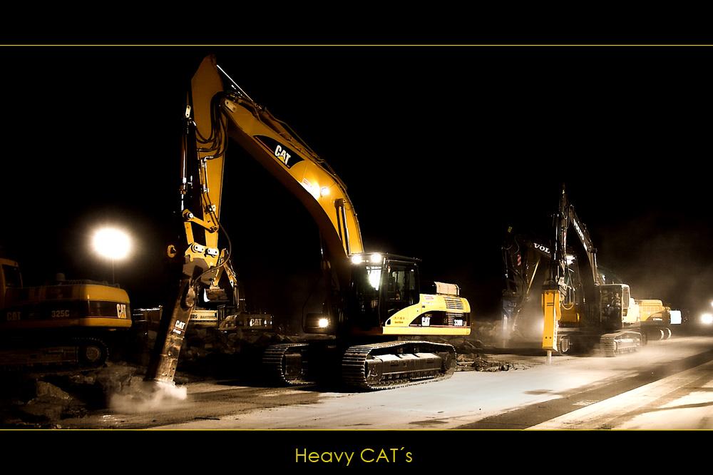 Heavy CATs