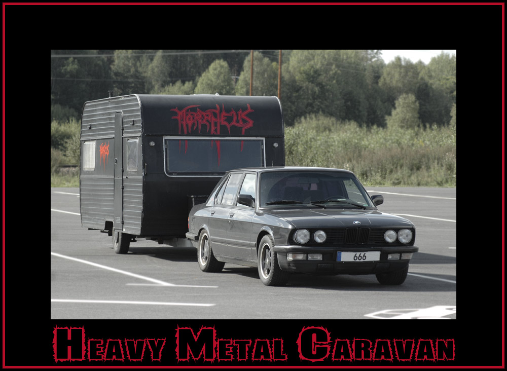 Heavy Metal Caravan
