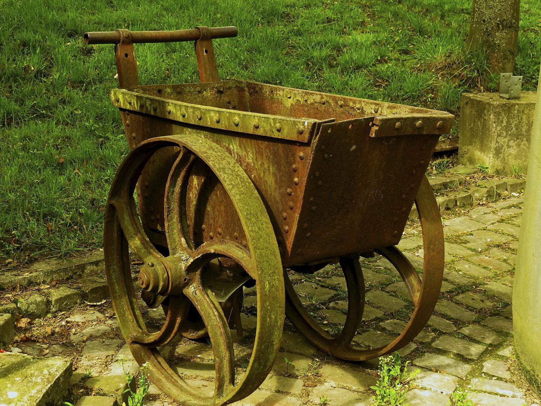 Heavy Metal Kinderwagen