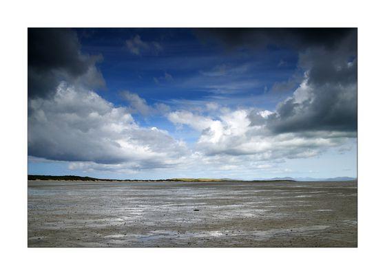 Hebridean Tour: Cloud Collision - Wolkenzusammenstoß