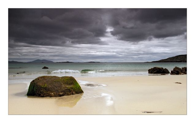 Hebridean Tour: Huisnish Reflections