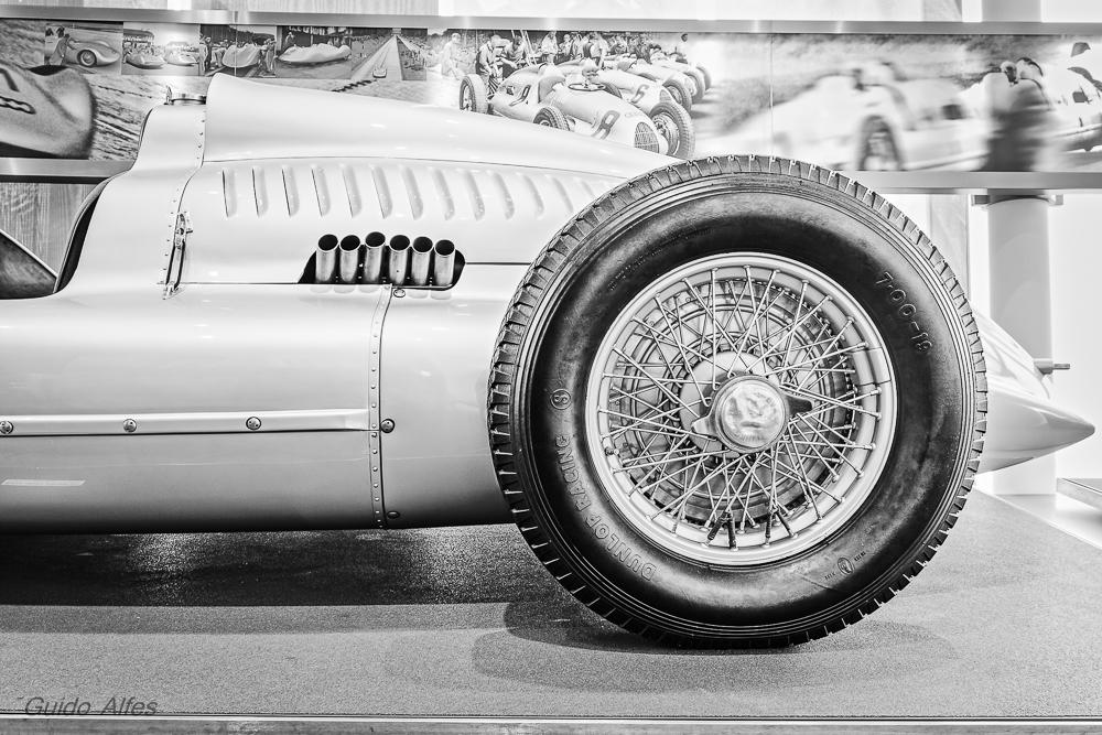 Heck Auto Union Typ D 1939