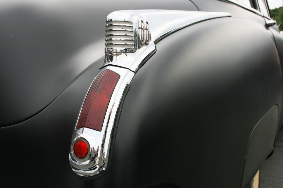 Heckleuchte 3: Oldsmobile 88