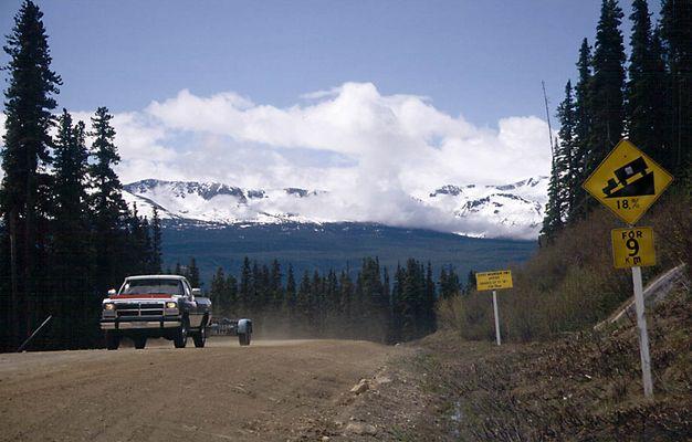 Heckman Pass, British Columbia