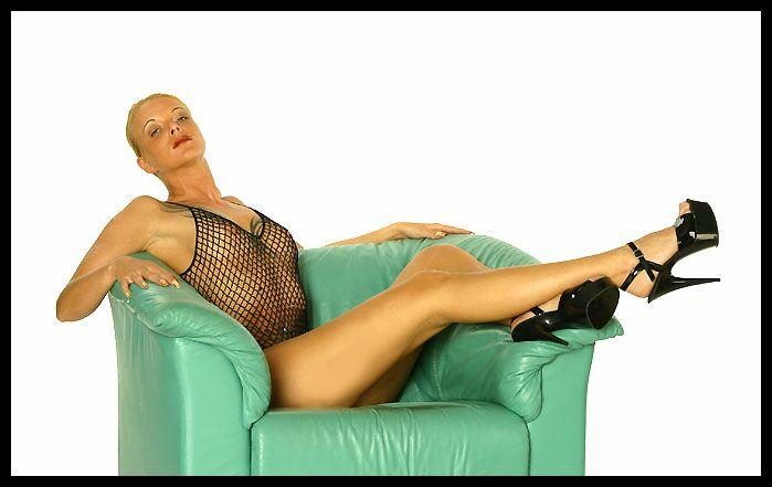 heels....