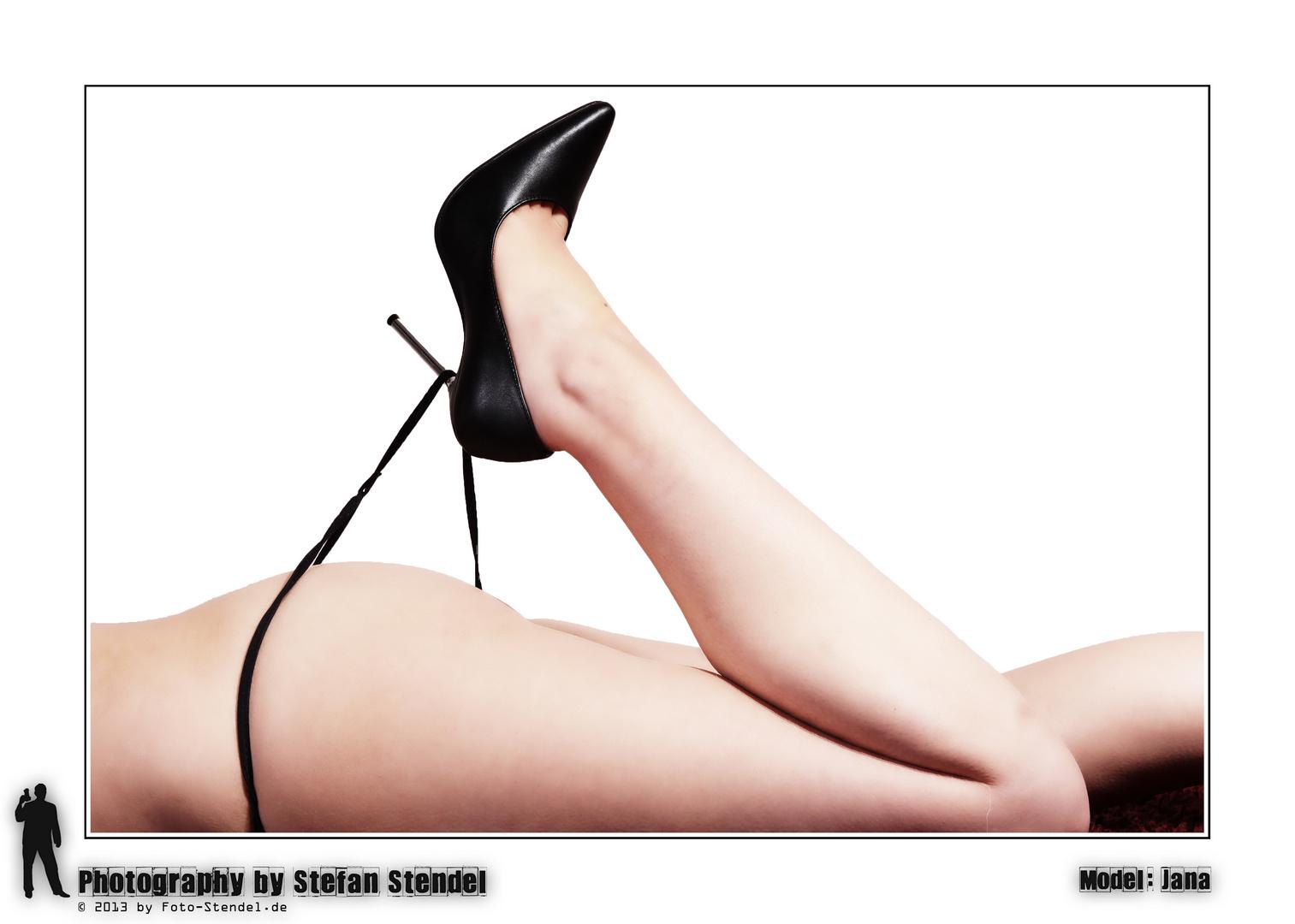 Heels and slip