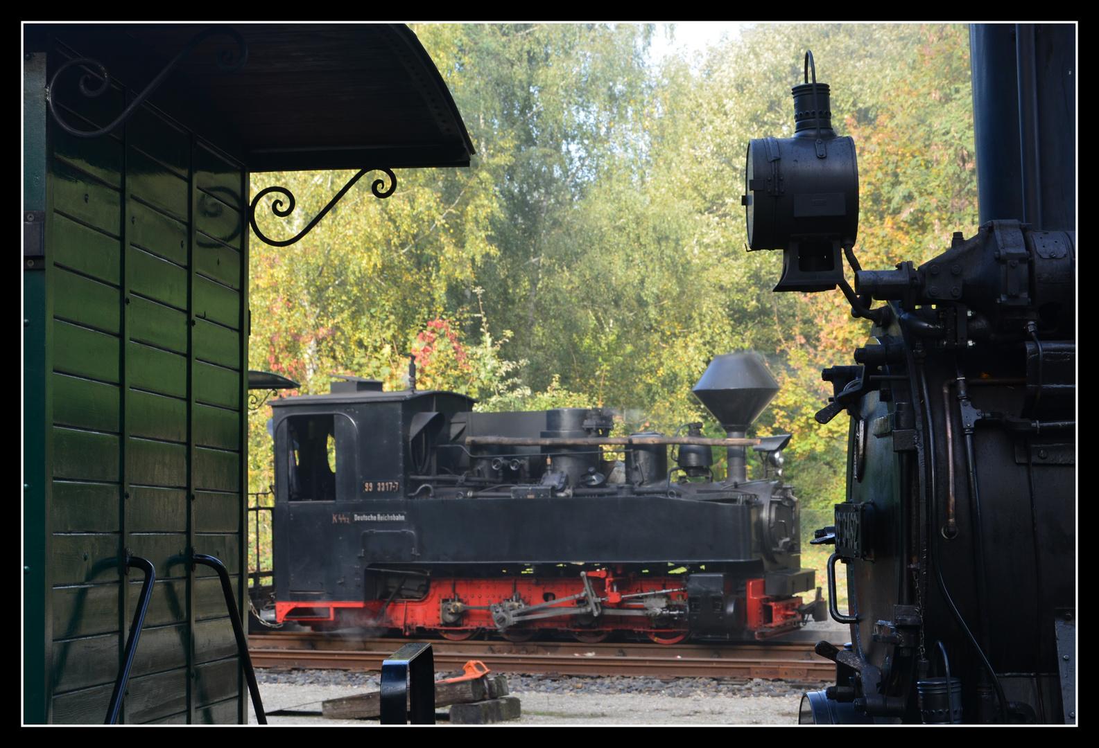 Heeresfeldbahnlok