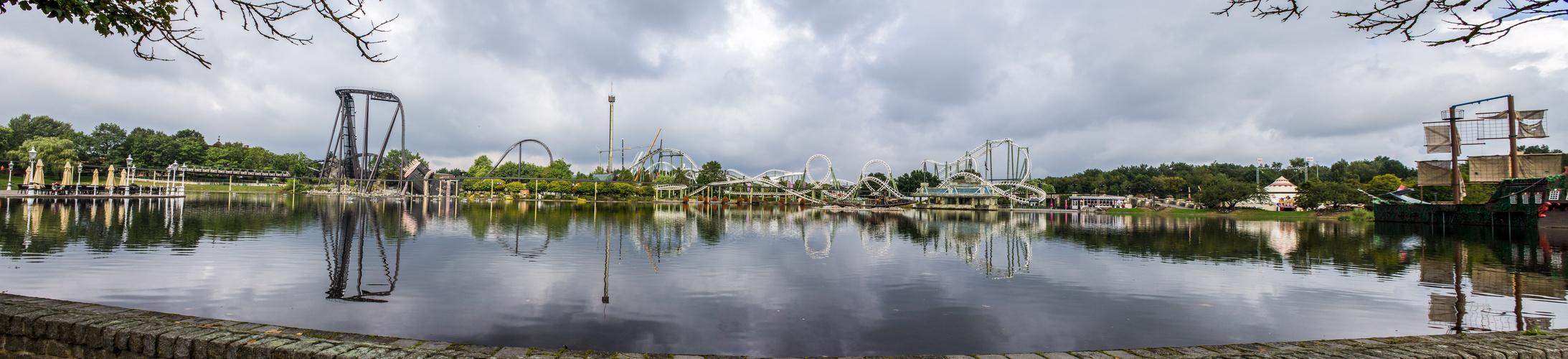 Heide Park Panorama