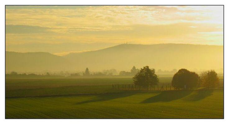 Heidelberg am Morgen