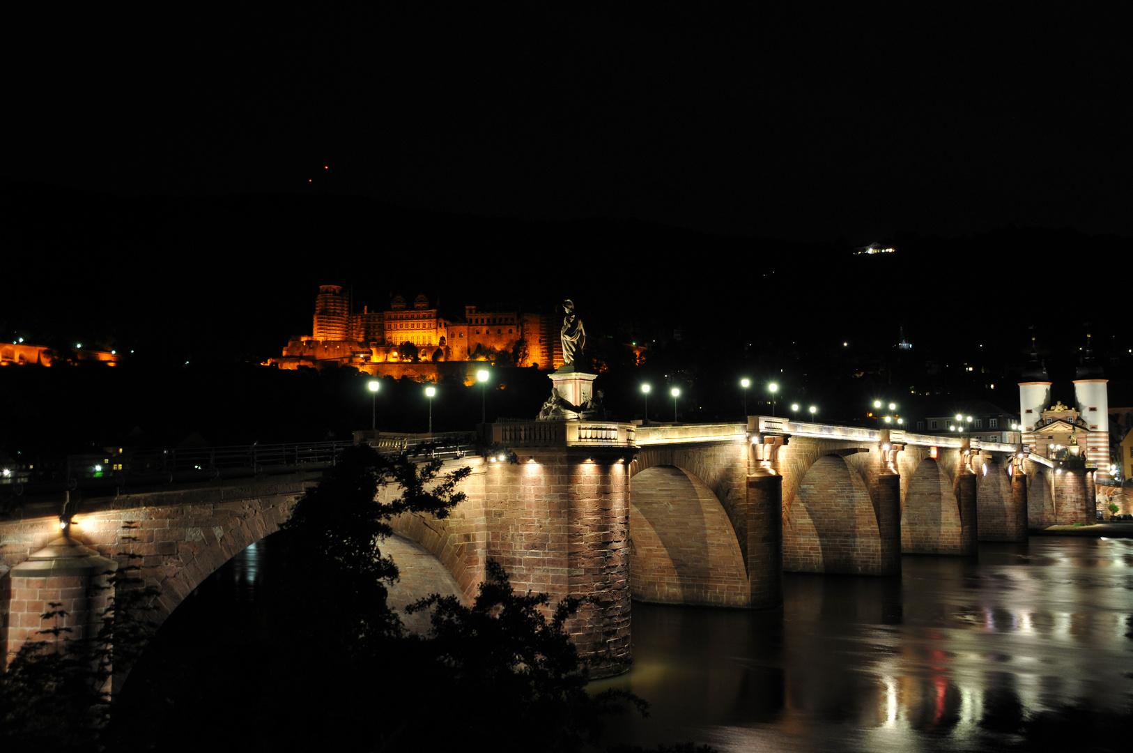 Heidelberg beiNacht 2