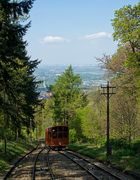 Heidelberg, Bergbahn