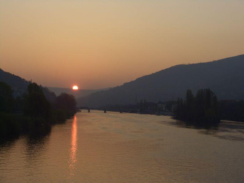 Heidelberg Dawn #1