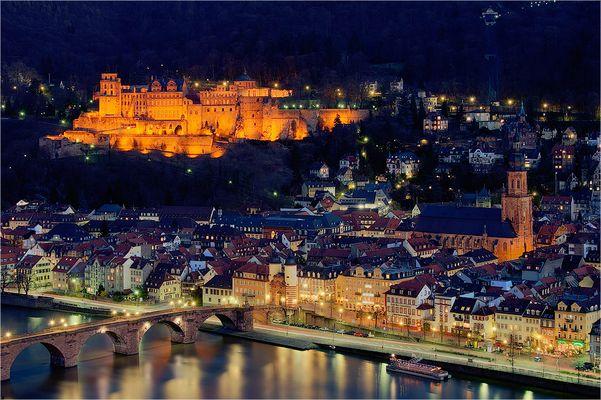 Heidelberg die Schöne